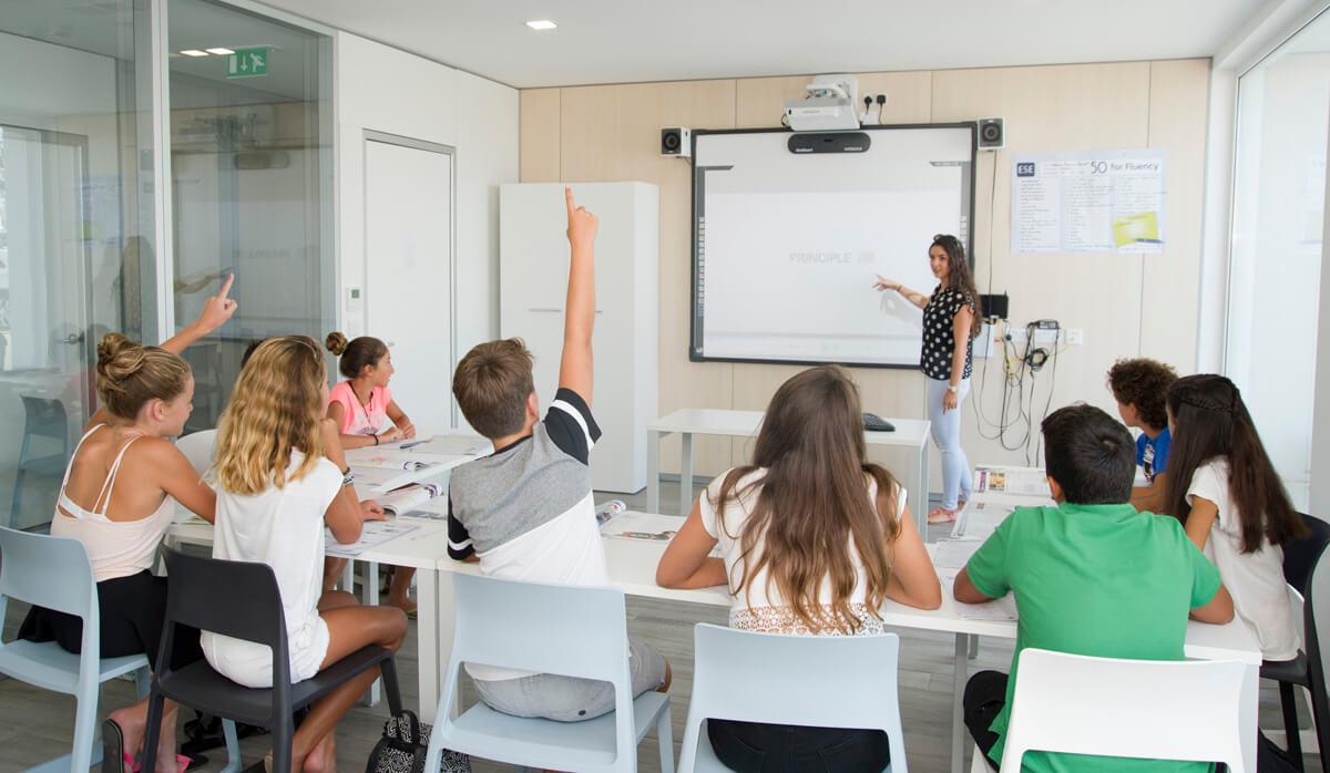salini classroom resort malta ese