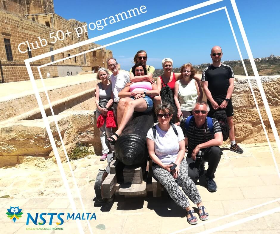 nsts malte programme 50 +