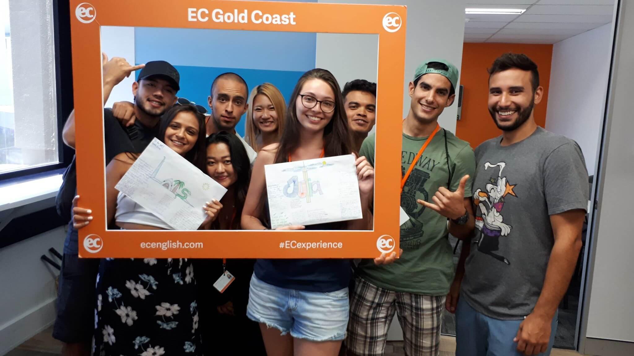 ec gold coast students