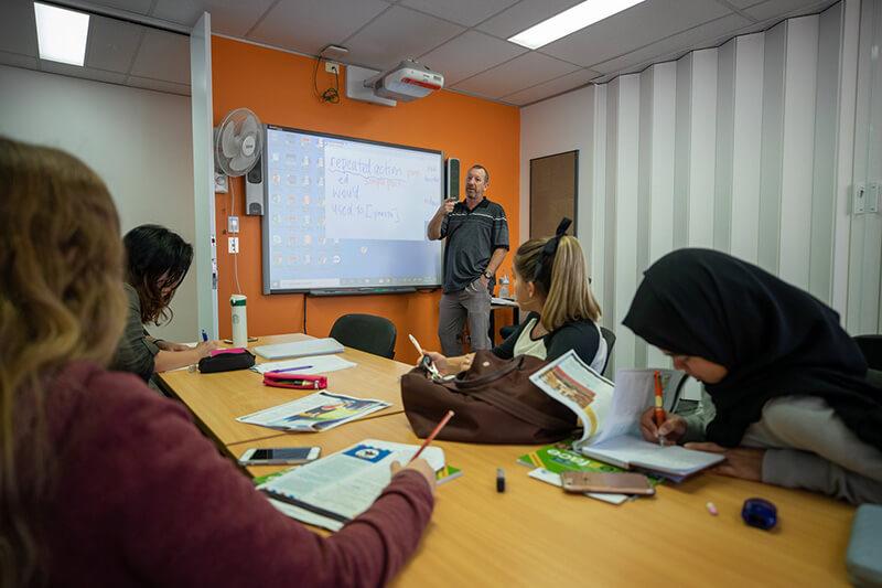 ec gold coast classroom