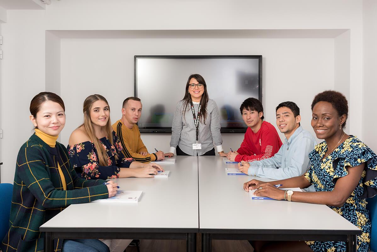 inlingua students malta