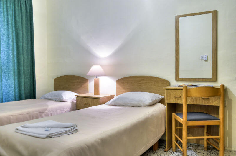 the residence saint julians shared room