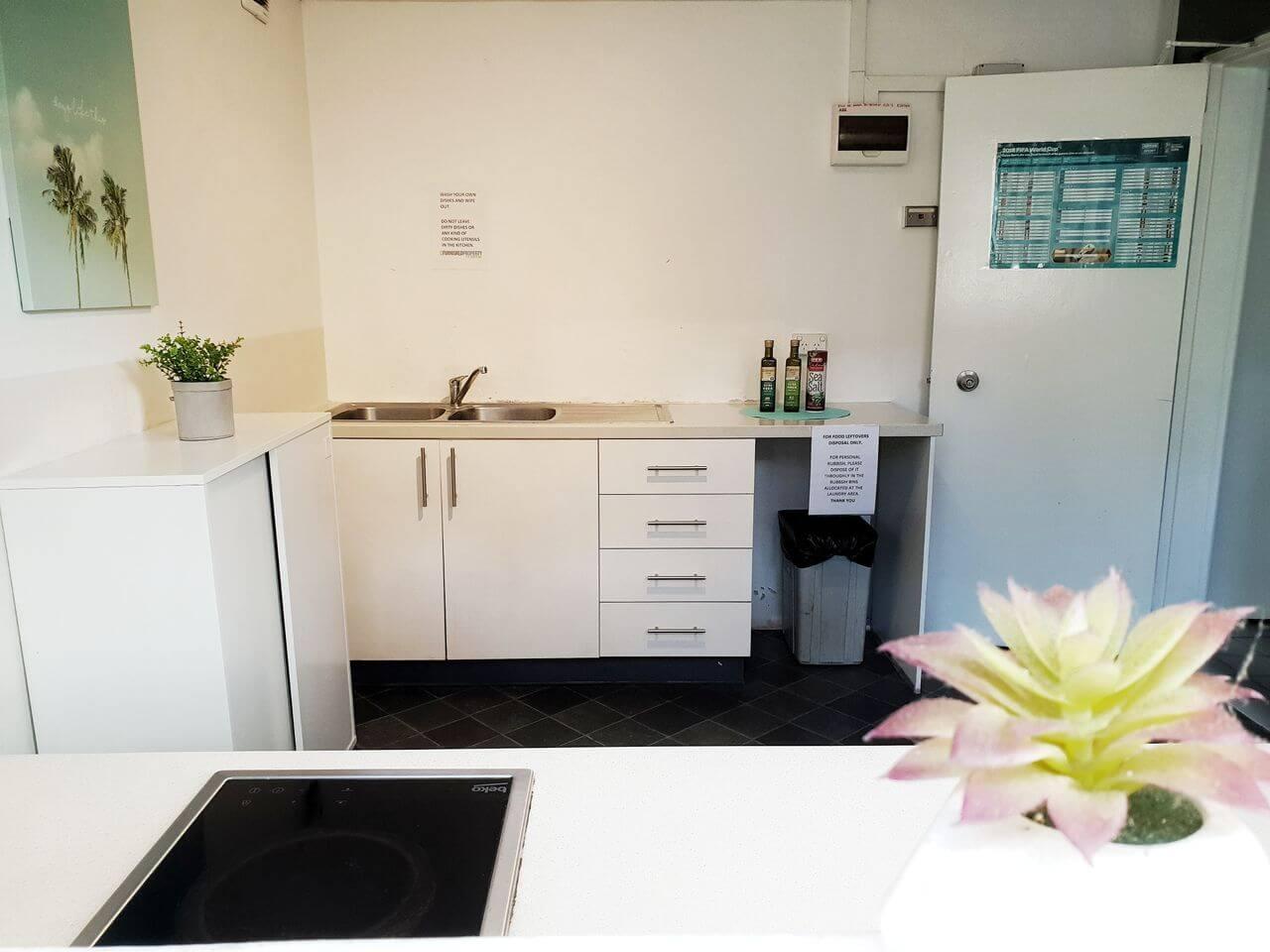 yurong residence kitchen