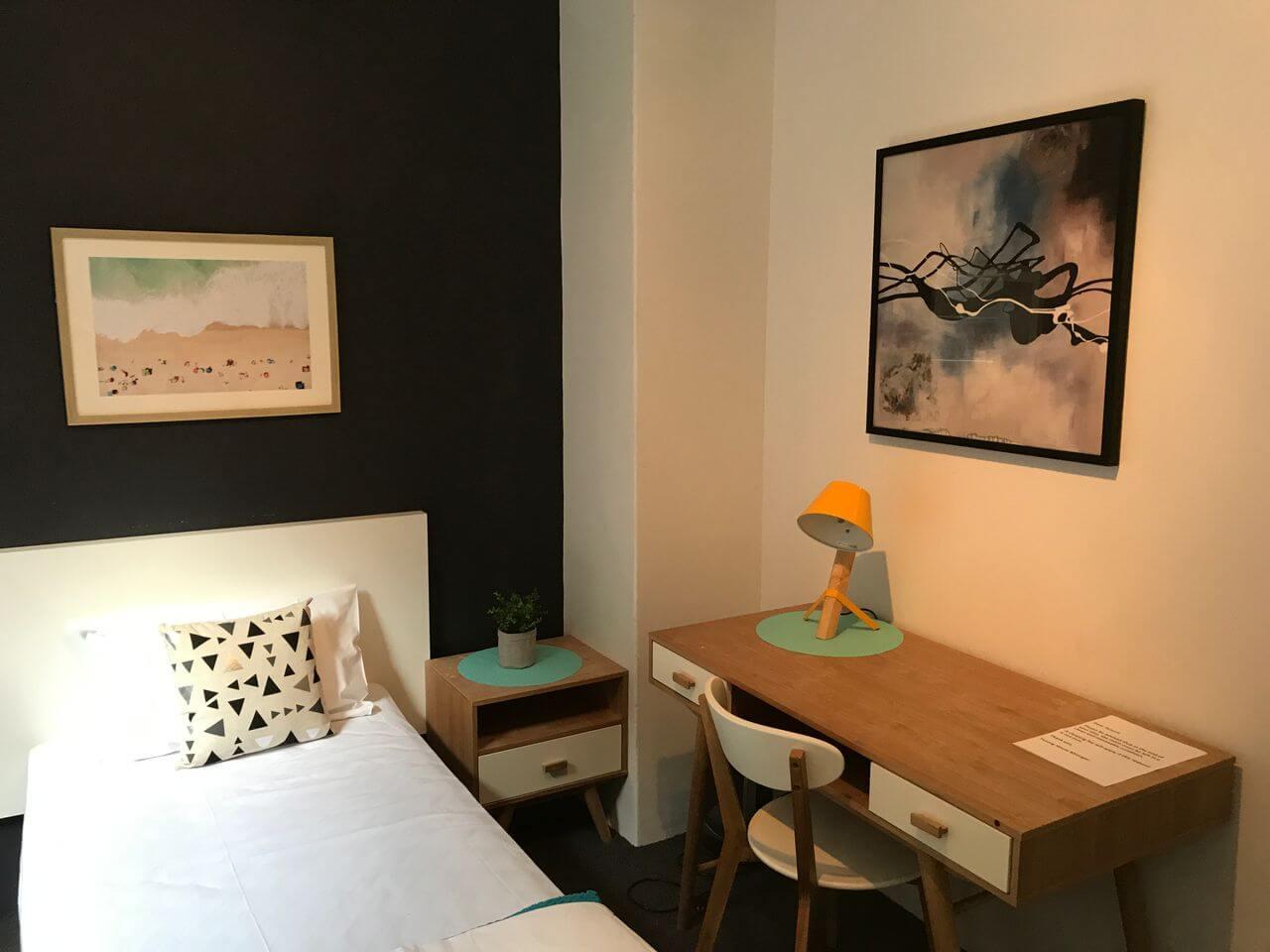 yurong residence single bedroom