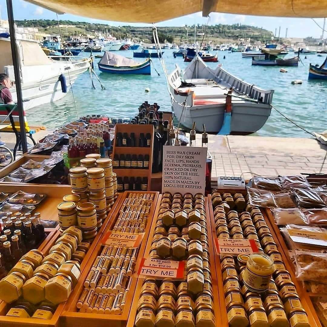 market activities visits malta