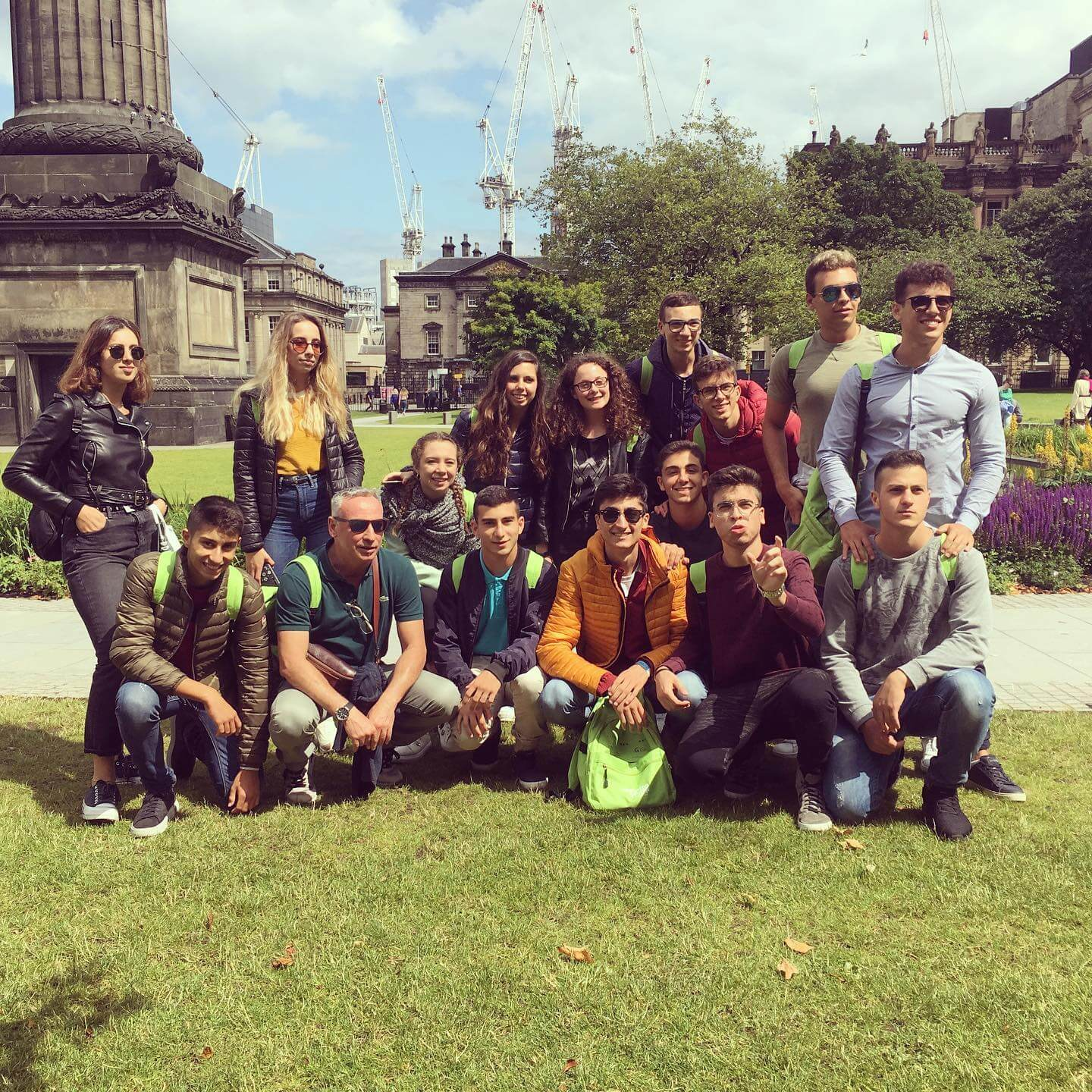 the language institute visit edimburg