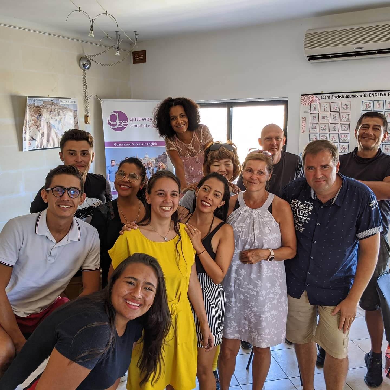 gse classroom language school malta