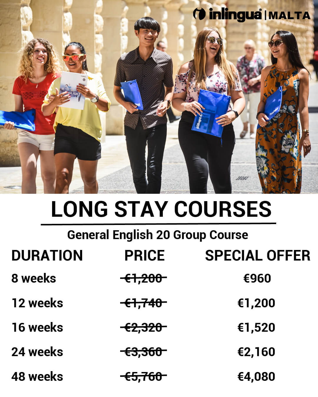 Long stay package Promotion