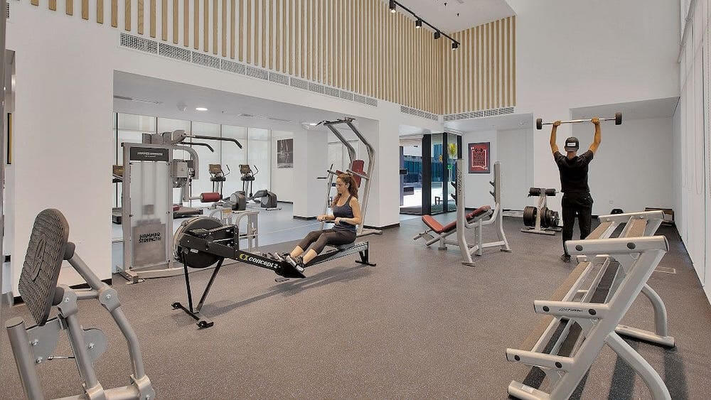 es dubai Gym 2