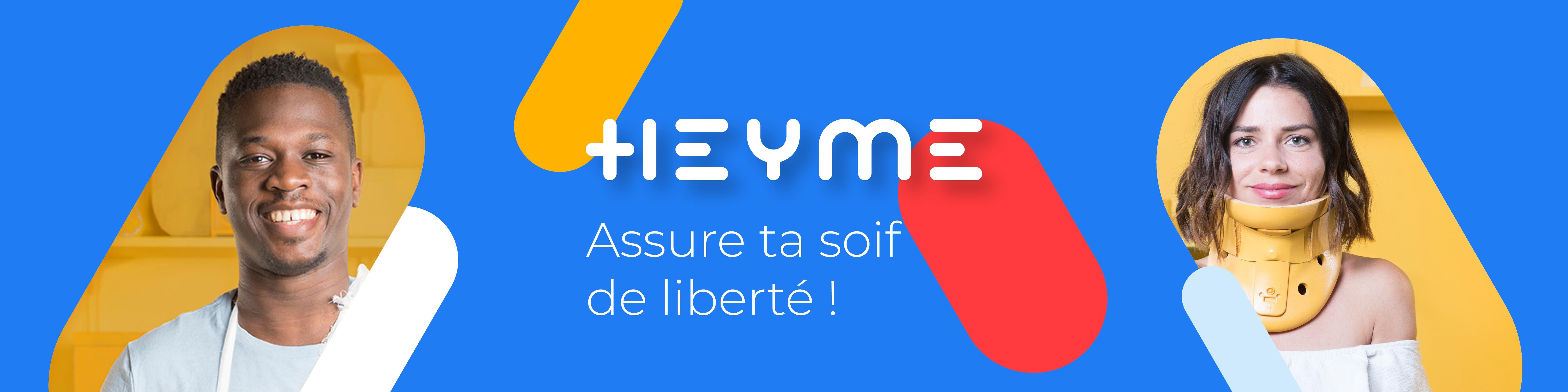 Heyme : La meilleure assurance pour partir en sejour linguistique (🎁)