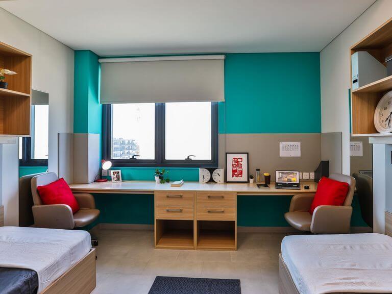 english path school residence uninest bedroom