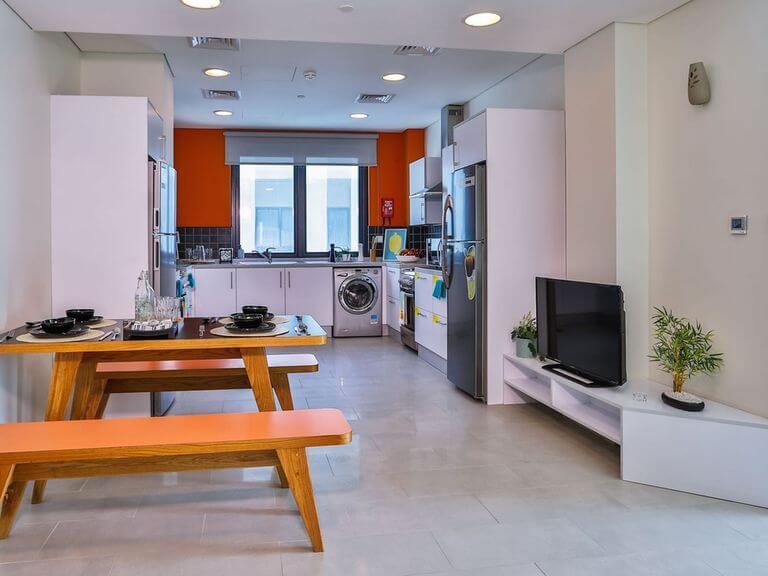 english path school residence uninest kitchen