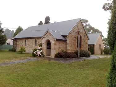 St Peter's Anglican, Mount Victoria