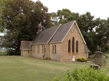 St James' Anglican, Pitt Town
