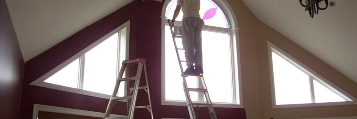 Surface Prep & Drywall Repairs