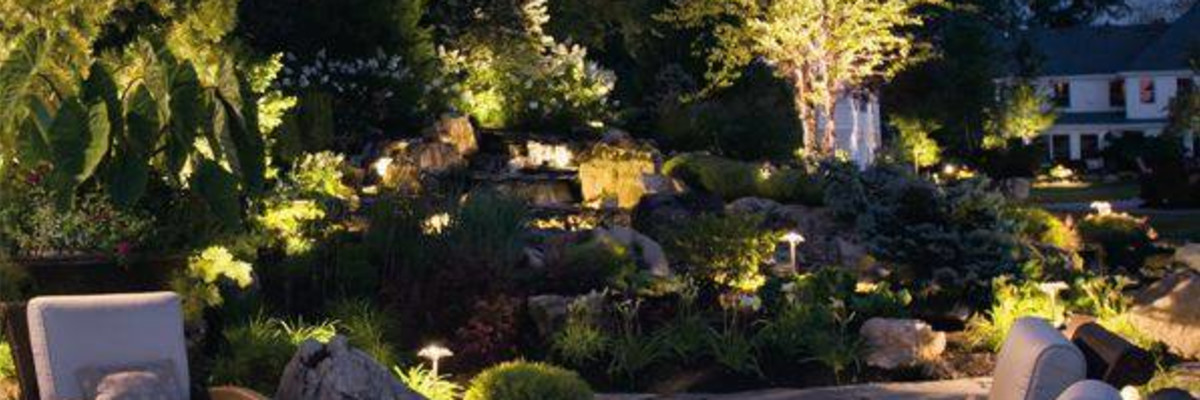 Landscape Lighting Management