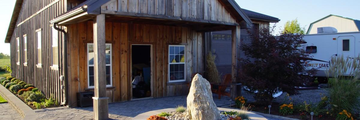 Garages & Barns