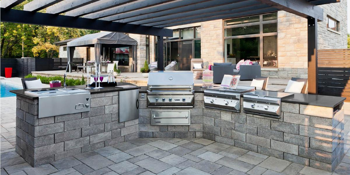 Outdoor Kitchens | Howes Your Yard | Northumberland & Durham ...