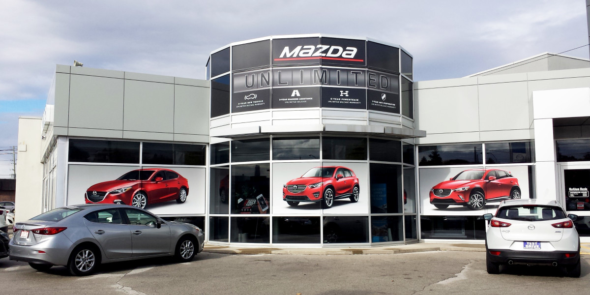 Marketing Signs, Stickers, Banners, Showroom Displays, Window Graphics & More for Car Dealerships