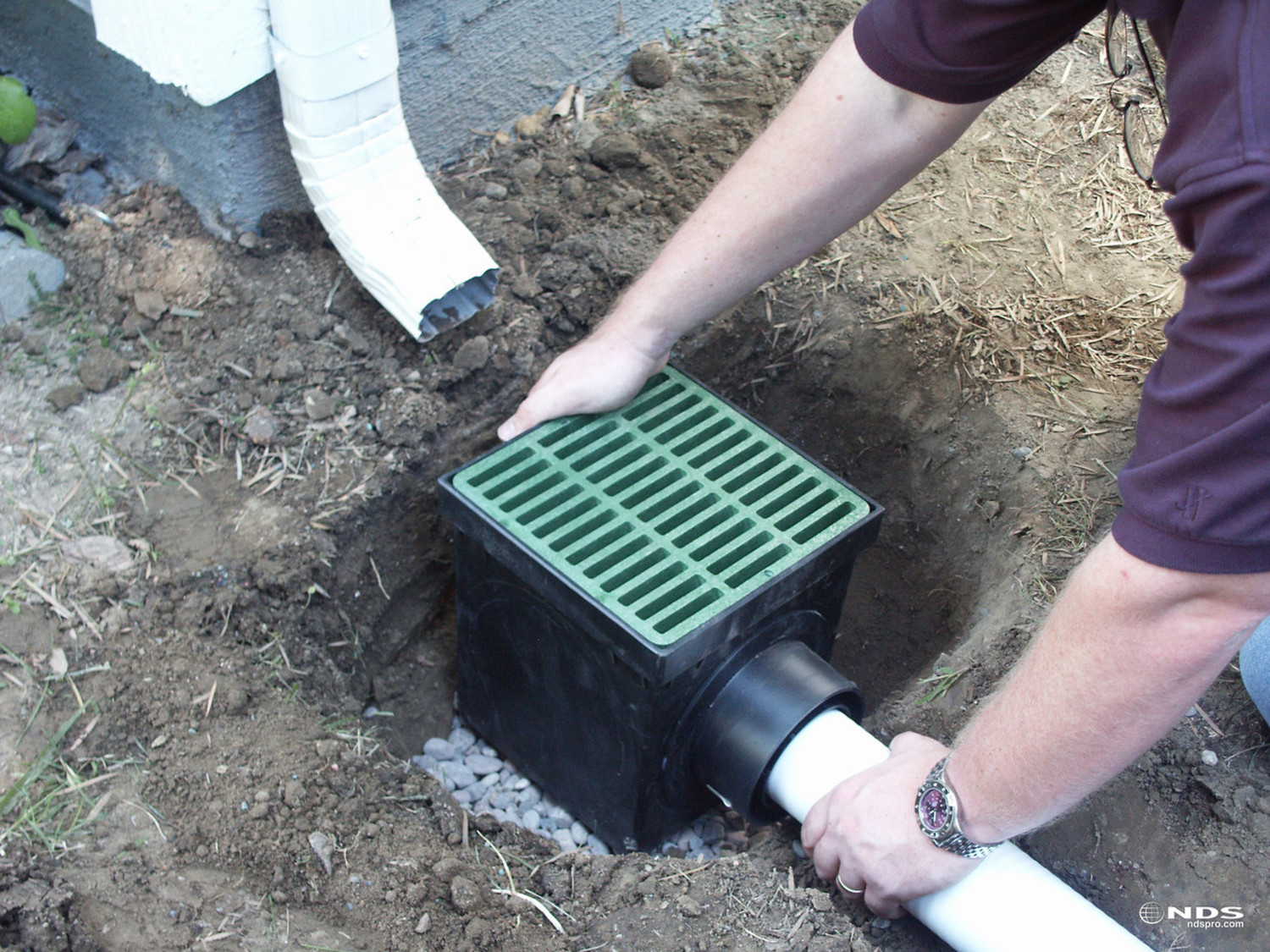 Drainage Solutions Cornerstone Partners Horticultural