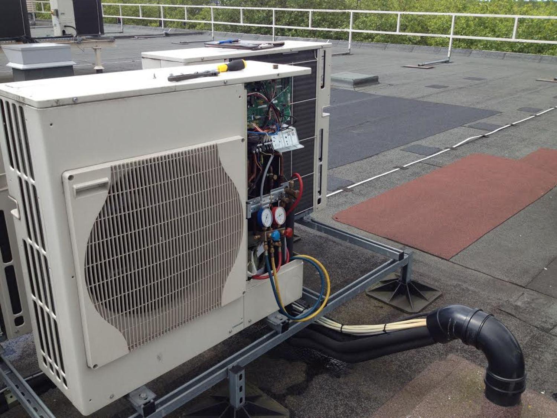 Ac diagnosis for daikin mitsubishi toshiba fujitsu for Comparativa aire acondicionado daikin mitsubishi