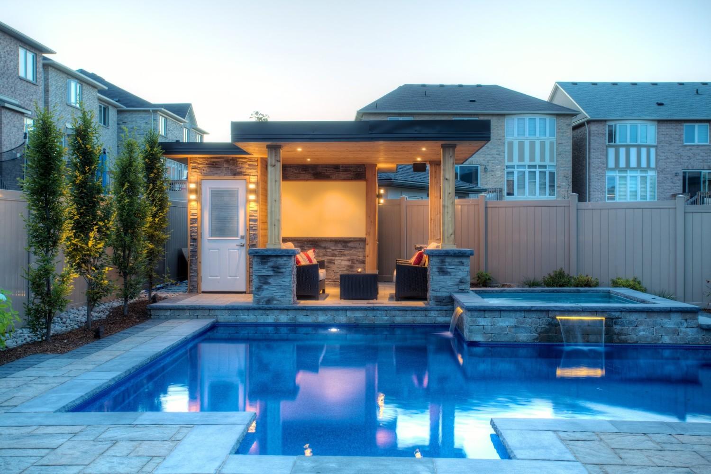 Pool Cabanas Amp Sheds Genesis Woodworks Burlington And