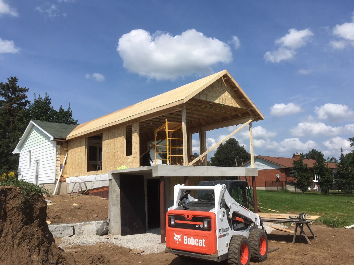 house additions akp structures inc fergus guelph