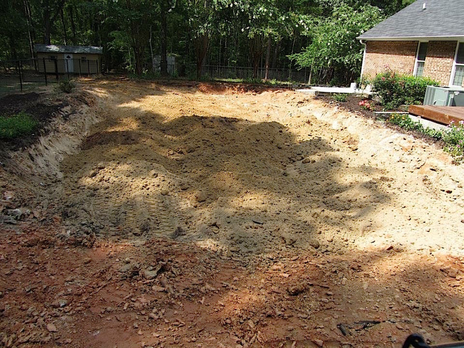 excavation u0026 grading signature grounds llc augusta u0026 the