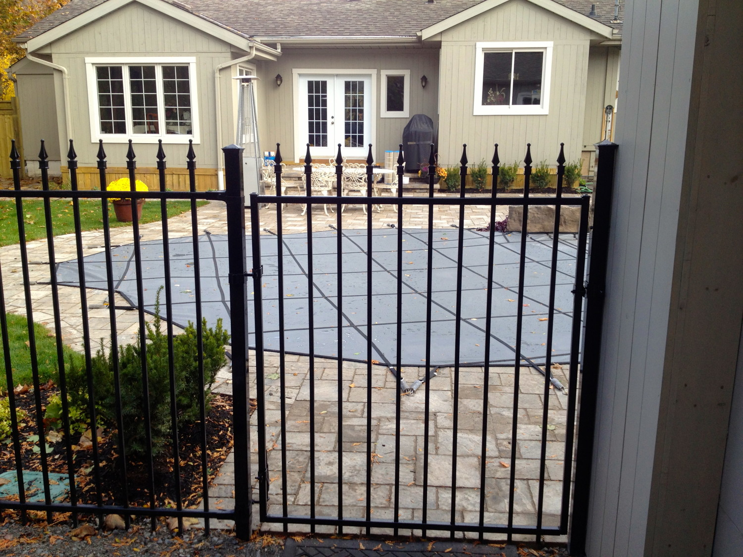 Custom Fences Genesis Woodworks Burlington And