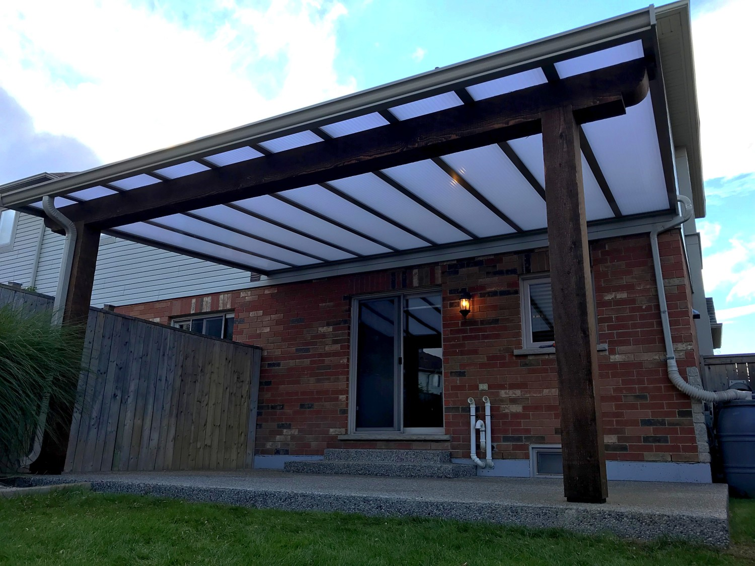 Natural Light Patio Covers Dave Vanam Inc Southern