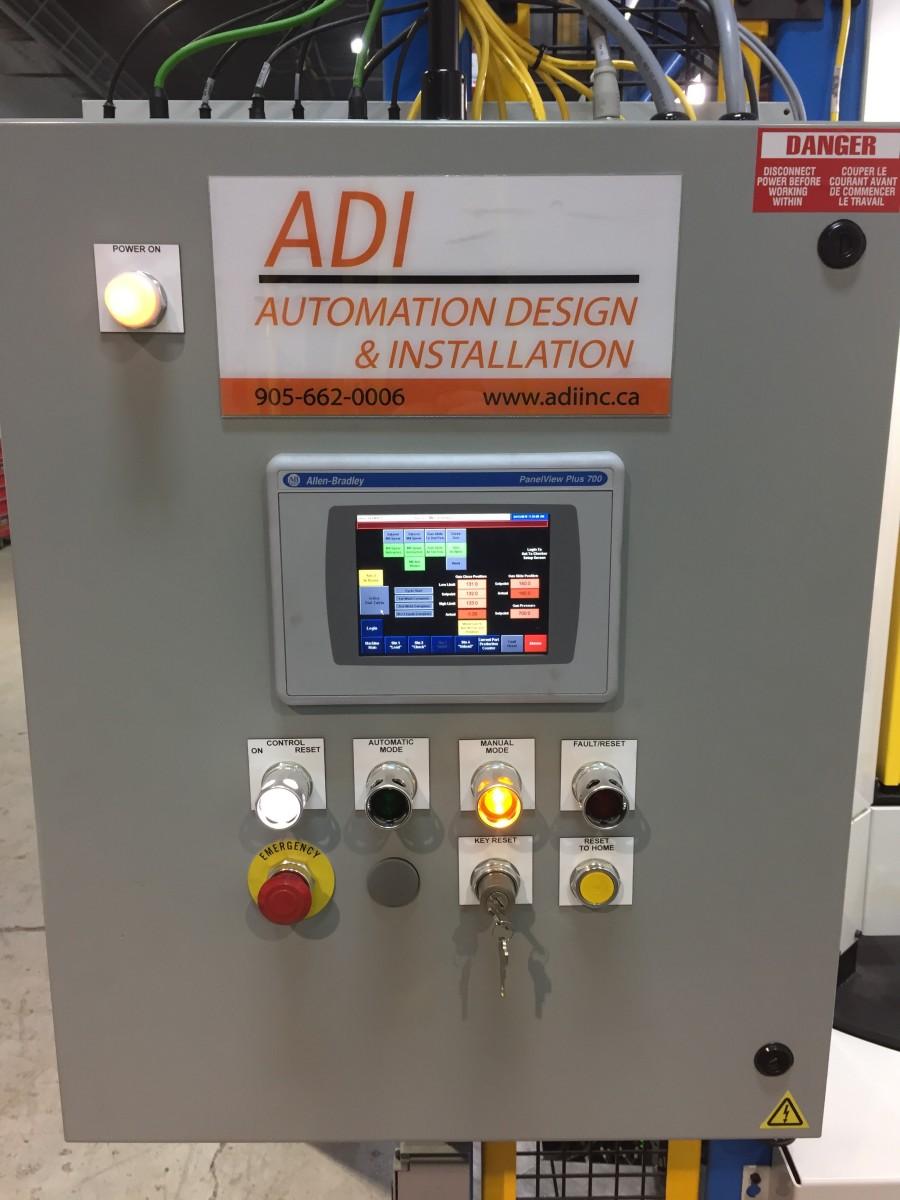 PLC & HMI Programming | Automation Design & Installation Inc