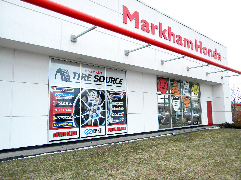 Car Dealership Window Decals