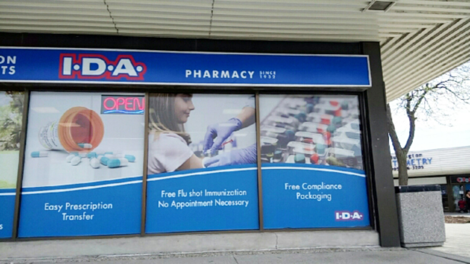 Window Graphics Large Window Signs Perforated Vinyl