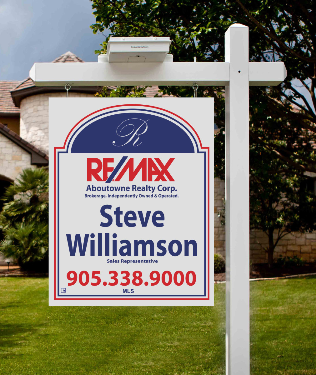 Real Estate: Real Estate Signs, Sign Posts, Open House Signs, A Frames