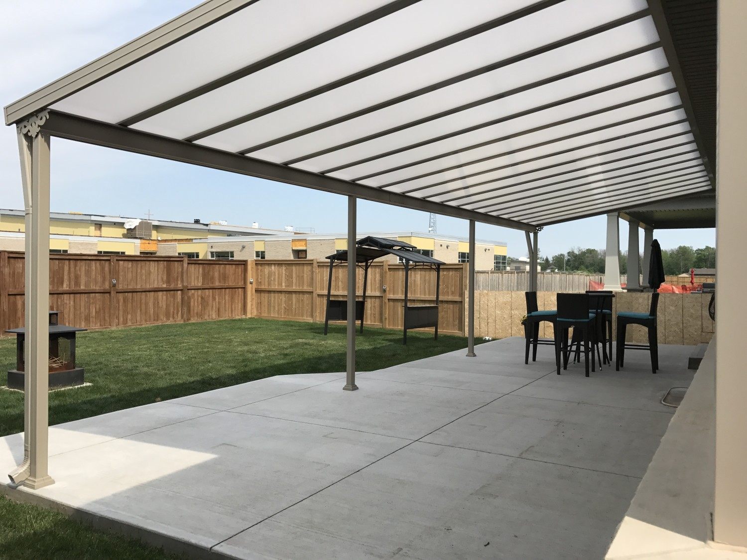 designs everything design cedar best home patio cover