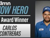 Carlos Contreras, ASM, Snow Hero of the Year 2019