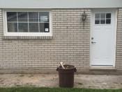Installed new garage window
