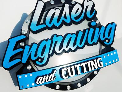 3 dimensional multi layer, laser cut acrylic sign.