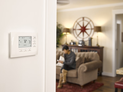 Control4 Zigbee Thermostat by Aprilaire