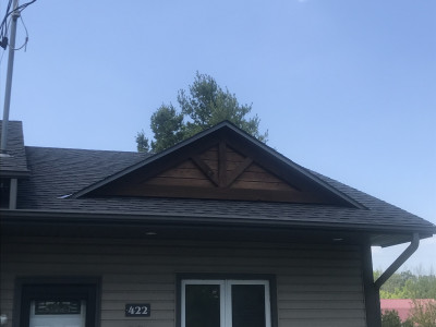 A small dormer to spice up your roof line