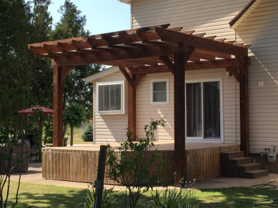 Timberlite Deck Cover