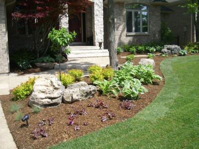 A balanced garden makes for a well-maintained garden!