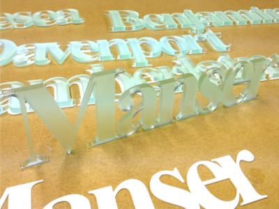 Laser engraving, marking and cutting services
