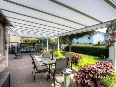 Large Patio Cover