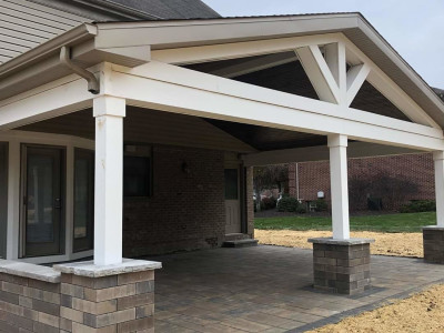 PATIO ROOFS & GARDEN STRUCTURES