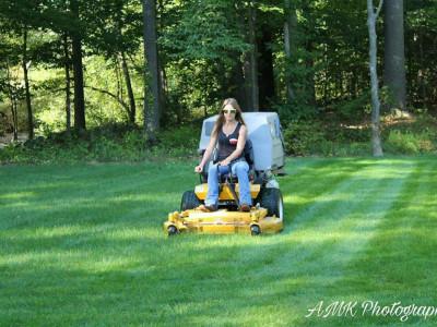 Lawn cuts (Boxford, MA)
