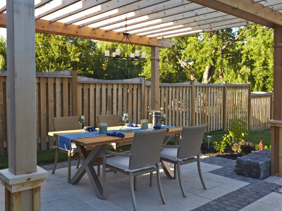 Dine outside right through the fall
