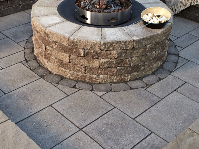 Fire features bring new warmth to your outdoor space