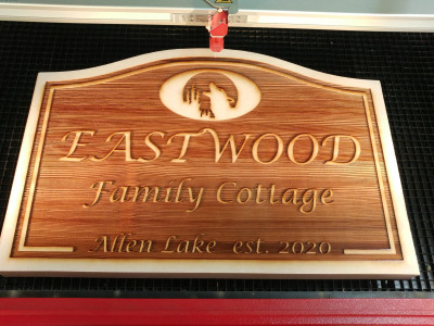 Personalized Custom Wooden Signs & Engraved Wood Boards