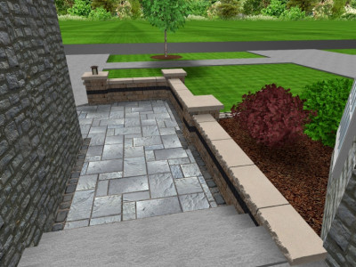 Your front entrance could look like this!